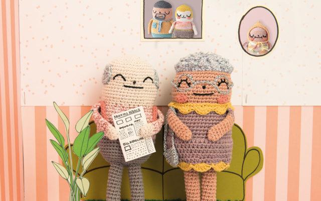 The Most Beautiful Amigurumi Doll Free Crochet Patterns – Free ... | 400x640