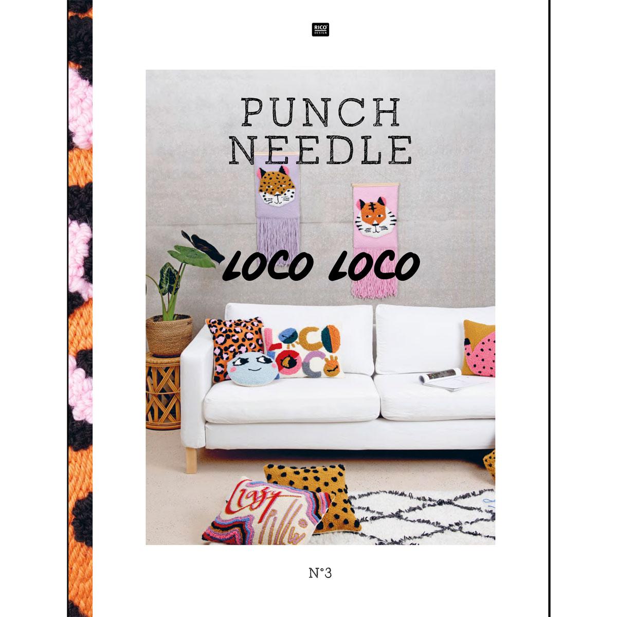 Rico Design Punch Needle 13 cm